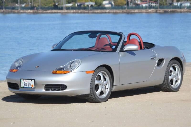 1997 Porsche Boxster for sale at Precious Metals in San Diego CA