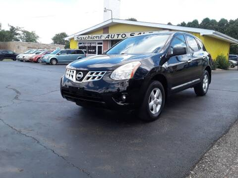 2012 Nissan Rogue for sale at Sarchione INC in Alliance OH