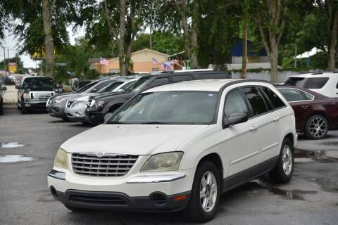 2004 Chrysler Pacifica for sale at Motor Car Concepts II - Apopka Location in Apopka FL