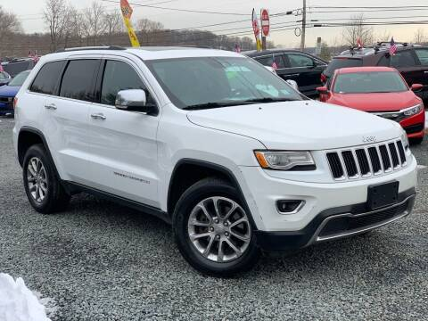 2015 Jeep Grand Cherokee for sale at A&M Auto Sale in Edgewood MD