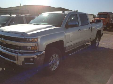 2015 Chevrolet Silverado 2500HD for sale at Melton Chevrolet in Belleville KS