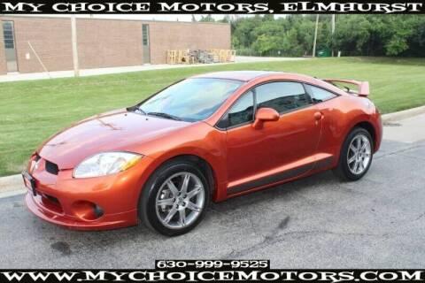 2008 Mitsubishi Eclipse for sale at My Choice Motors Elmhurst in Elmhurst IL