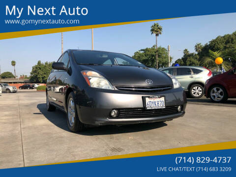 2008 Toyota Prius for sale at My Next Auto in Anaheim CA