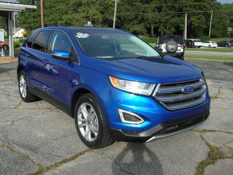 2018 Ford Edge for sale at South Atlanta Motorsports in Mcdonough GA