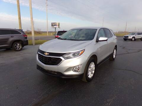 2018 Chevrolet Equinox for sale at Westpark Auto in Lagrange IN