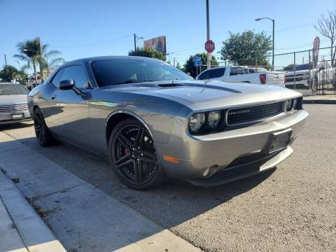 2012 Dodge Challenger for sale at GENERATION 1 MOTORSPORTS #1 in Los Angeles CA