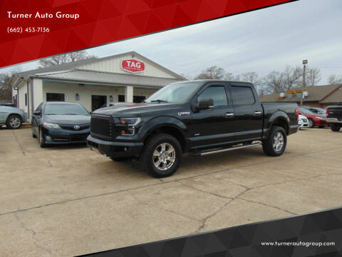 2015 Ford F-150 for sale at Turner Auto Group in Greenwood MS