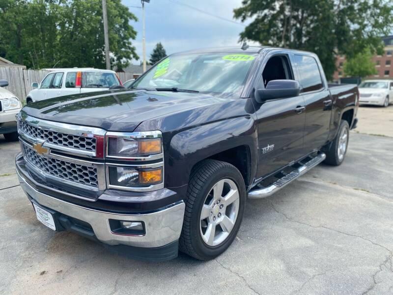 2014 Chevrolet Silverado 1500 for sale at Rocket Cars Auto Sales LLC in Des Moines IA