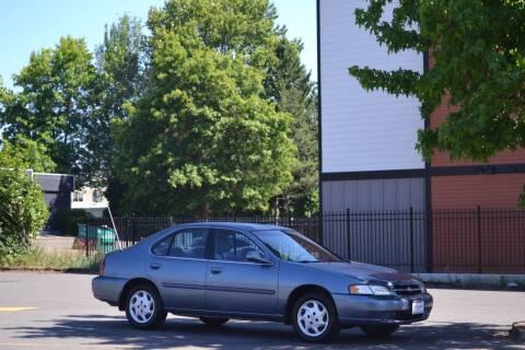 1999 Nissan Altima for sale at Skyline Motors Auto Sales in Tacoma WA