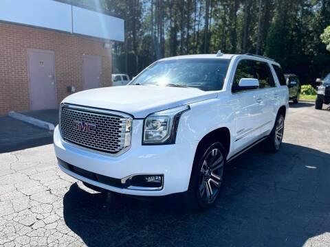 2018 GMC Yukon for sale at Magic Motors Inc. in Snellville GA