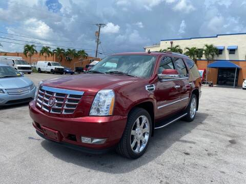 2009 Cadillac Escalade Hybrid for sale at MANA AUTO SALES in Miami FL