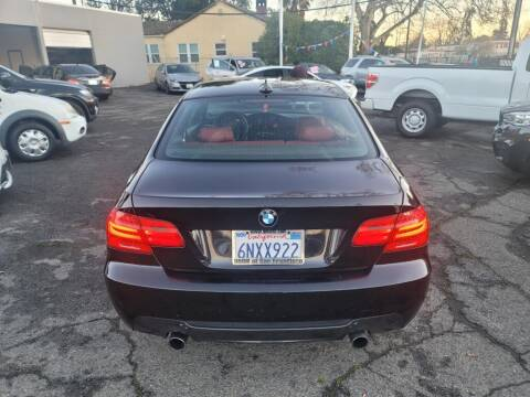 2011 BMW 3 Series for sale at A1 Auto Sales in Sacramento CA