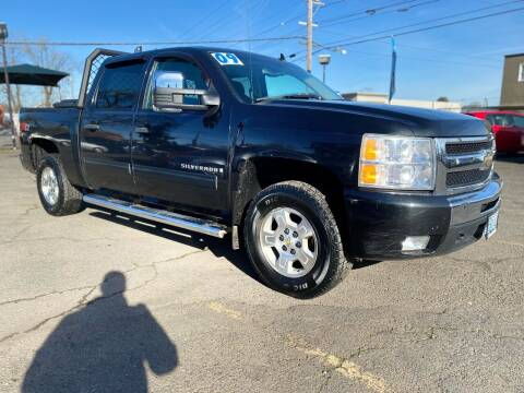 2009 Chevrolet Silverado 1500 for sale at Universal Auto INC in Salem OR