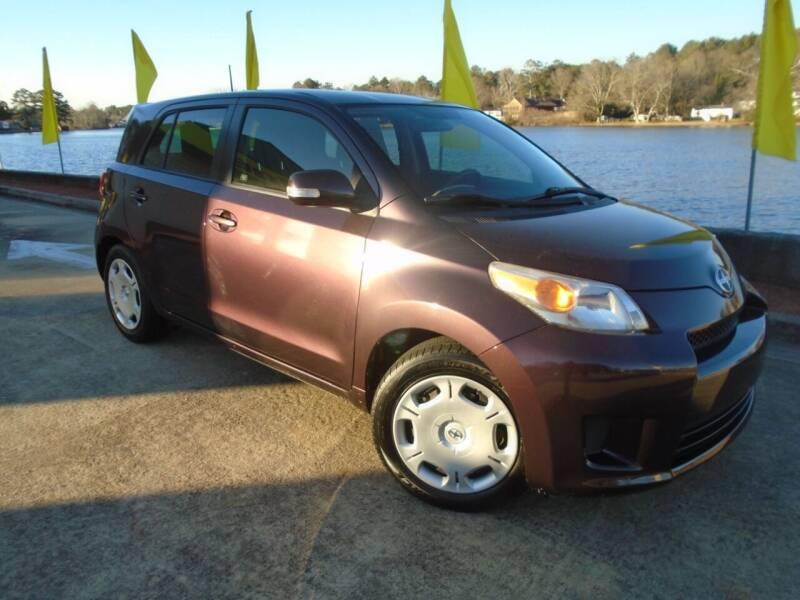 2012 Scion xD for sale at Lake Carroll Auto Sales in Carrollton GA