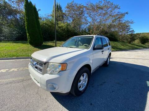 2009 Ford Escape for sale at Tennessee Valley Wholesale Autos LLC in Huntsville AL
