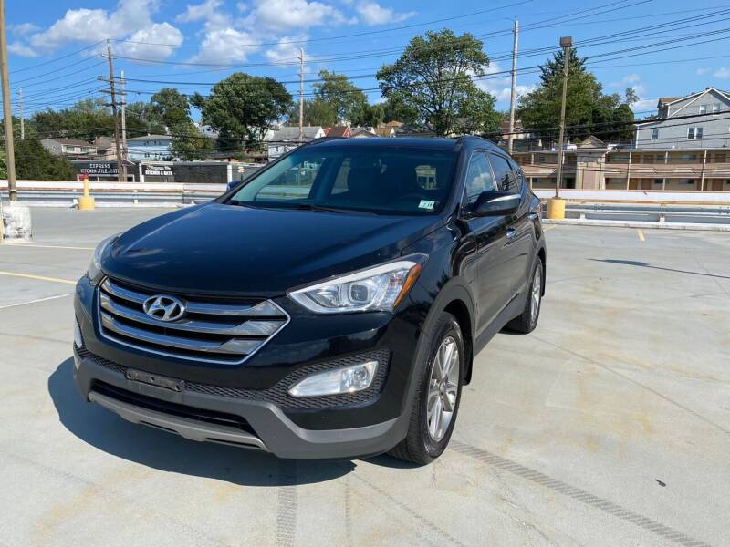 2014 Hyundai Santa Fe Sport for sale at JG Auto Sales in North Bergen NJ