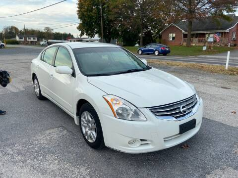 2012 Nissan Altima for sale at US5 Auto Sales in Shippensburg PA