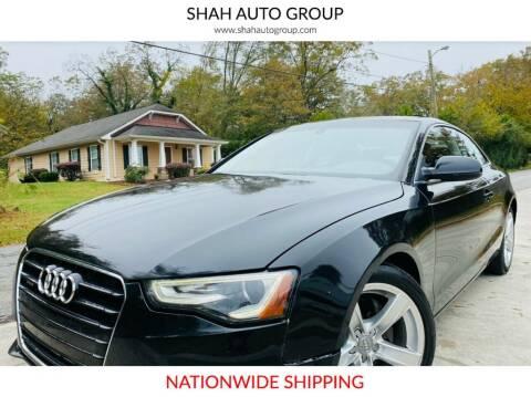 2013 Audi A5 for sale at E-Z Auto Finance - E-Biz Auto in Marietta GA