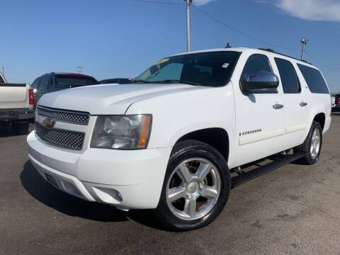 2007 Chevrolet Suburban for sale at Superior Auto Mall of Chenoa in Chenoa IL