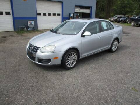 2009 Volkswagen Jetta for sale at Reid's Auto Sales & Service in Emporium PA