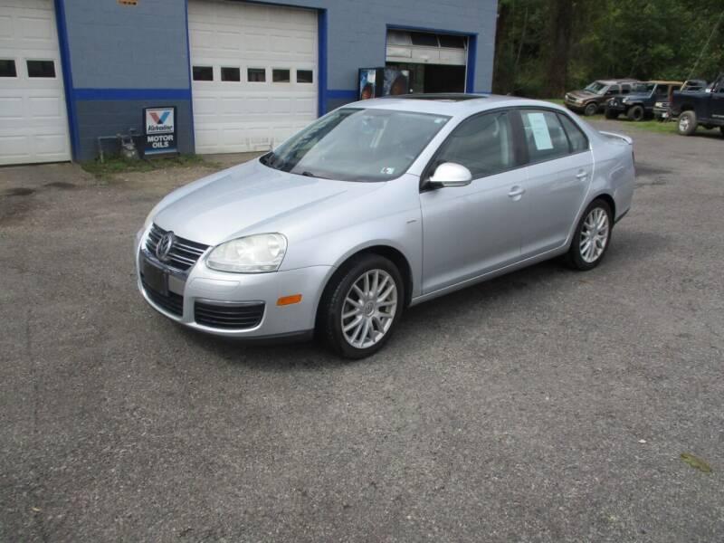 2009 Volkswagen Jetta for sale at Reid's Auto Sales & Service in Emporium PA