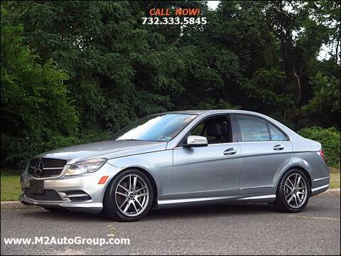 2011 Mercedes-Benz C-Class for sale at M2 Auto Group Llc. EAST BRUNSWICK in East Brunswick NJ