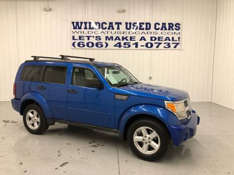 2008 Dodge Nitro for sale at Wildcat Used Cars in Somerset KY