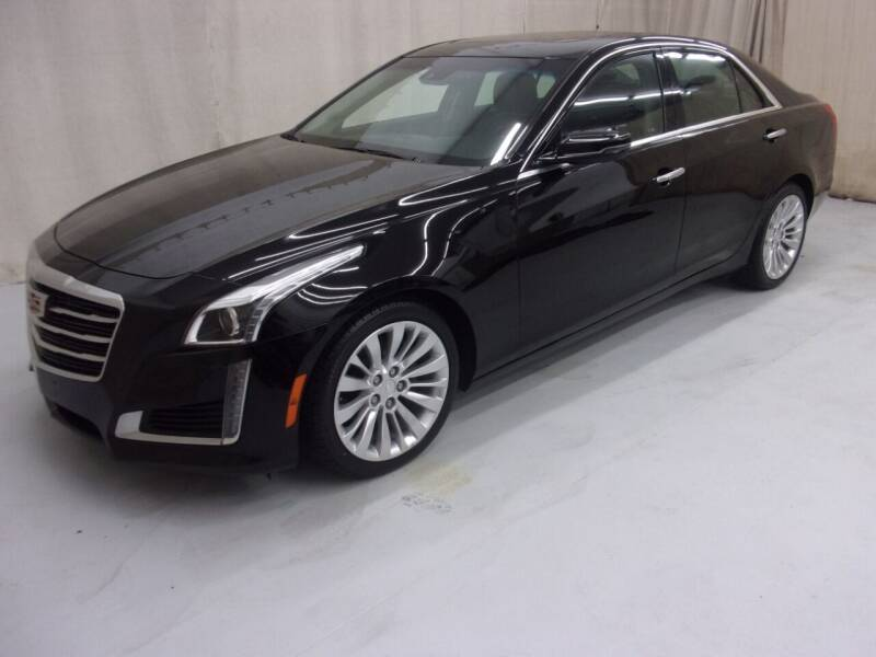 2016 Cadillac CTS for sale at Paquet Auto Sales in Madison OH