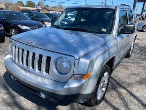 2013 Jeep Patriot for sale at Carpro Auto Sales in Chesapeake VA