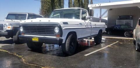 1971 Ford F-250 for sale at Vehicle Liquidation in Littlerock CA