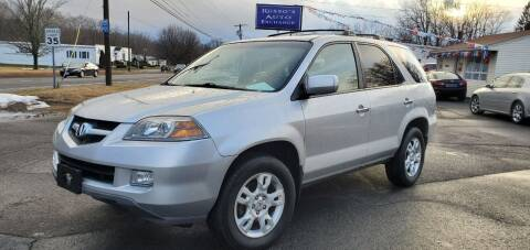 2005 Acura MDX for sale at Russo's Auto Exchange LLC in Enfield CT