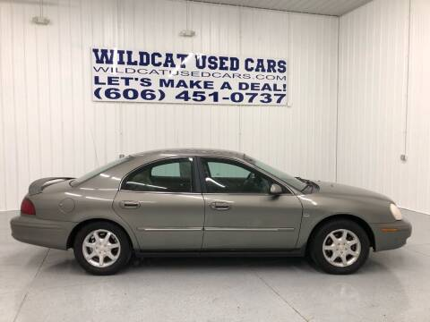 2001 Mercury Sable for sale at Wildcat Used Cars in Somerset KY