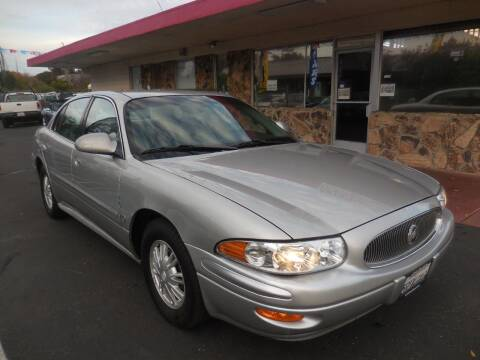 2005 Buick LeSabre for sale at Auto 4 Less in Fremont CA