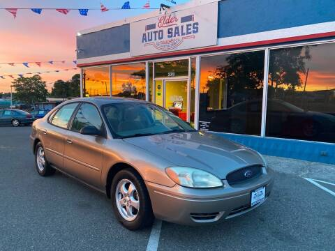 2004 Ford Taurus for sale at ELDER AUTO SALES LLC in Coeur D'Alene ID