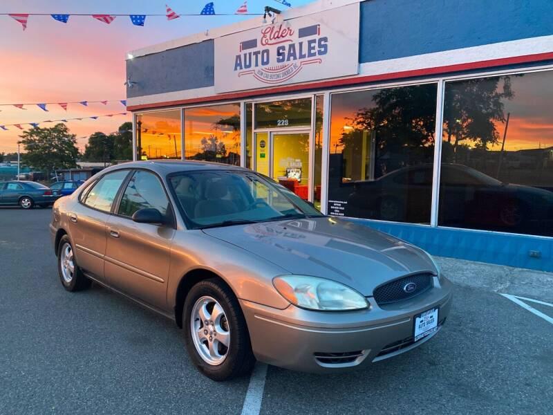 2004 Ford Taurus for sale at ELDER AUTO SALES LLC in Coeur D'Alene ID
