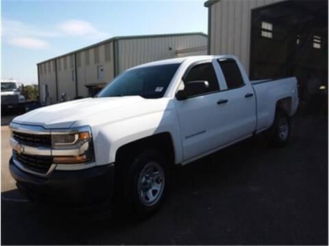 2018 Chevrolet Silverado 1500 for sale at CENTURY TRUCKS & VANS in Grand Prairie TX
