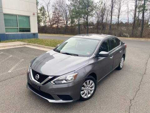 2017 Nissan Sentra for sale at Super Bee Auto in Chantilly VA