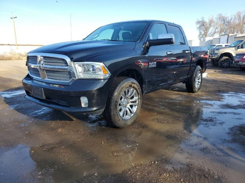 2015 RAM Ram Pickup 1500 for sale at HORSEPOWER AUTO BROKERS in Fort Collins CO