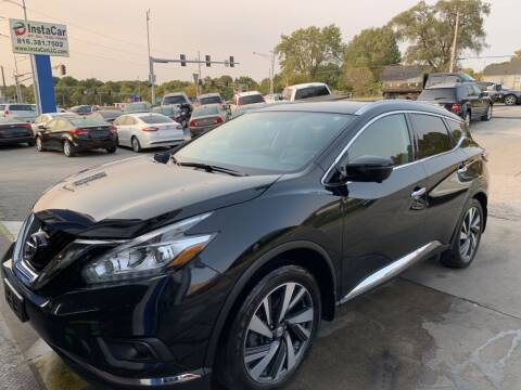 2015 Nissan Murano for sale at InstaCar LLC in Independence MO