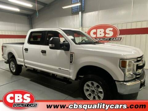 2020 Ford F-250 Super Duty for sale at CBS Quality Cars in Durham NC