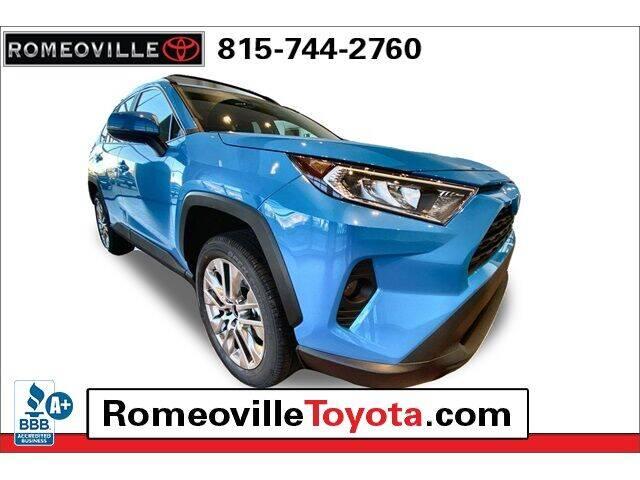 2021 Toyota RAV4 for sale in Romeoville, IL