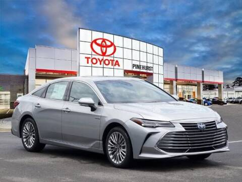 2021 Toyota Avalon Hybrid for sale at PHIL SMITH AUTOMOTIVE GROUP - Pinehurst Toyota Hyundai in Southern Pines NC