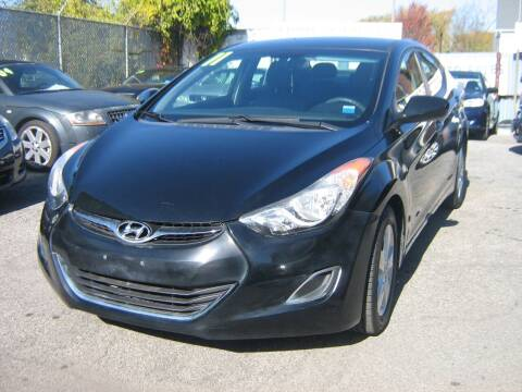 2011 Hyundai Elantra for sale at JERRY'S AUTO SALES in Staten Island NY