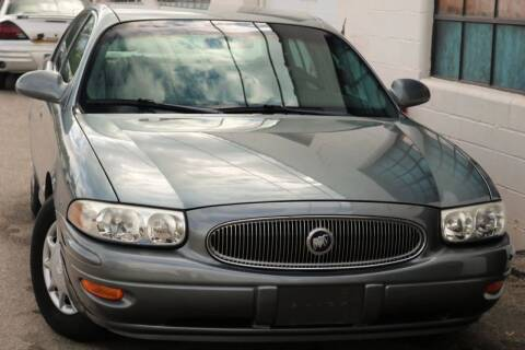 2004 Buick LeSabre for sale at JT AUTO in Parma OH
