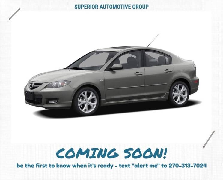 2007 Mazda MAZDA3 for sale at Superior Automotive Group in Owensboro KY