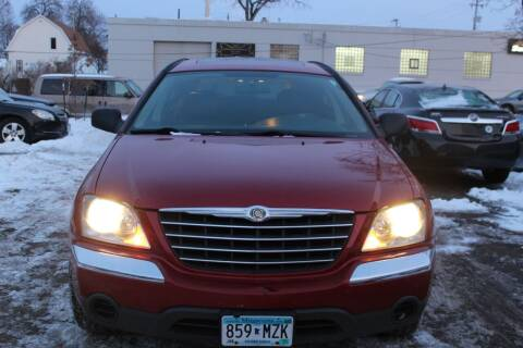 2006 Chrysler Pacifica for sale at Rochester Auto Mall in Rochester MN
