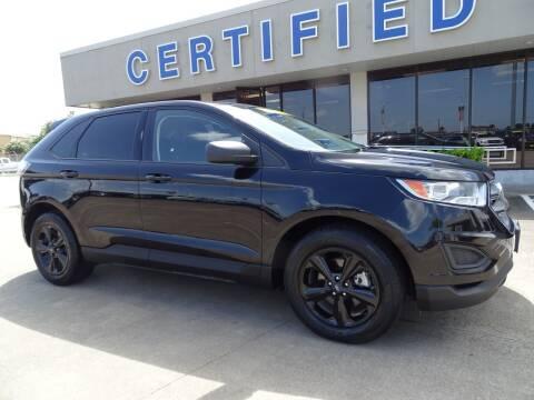 2017 Ford Edge for sale at Mac Haik Ford Pasadena in Pasadena TX