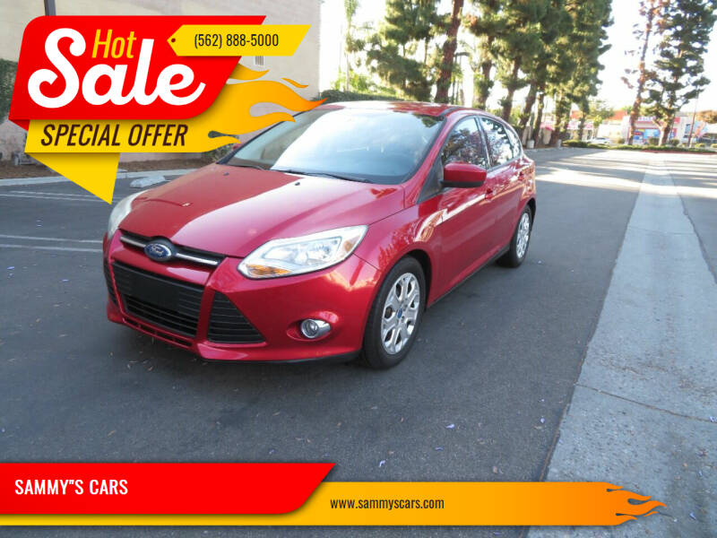 """2012 Ford Focus for sale at SAMMY""""S CARS in Bellflower CA"""