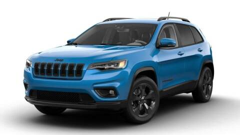 2021 Jeep Cherokee for sale at John Greene Chrysler Dodge Jeep Ram in Morganton NC