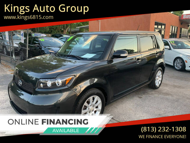 2010 Scion xB for sale at Kings Auto Group in Tampa FL